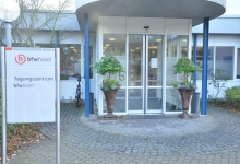 Die Jahreshauptversammlung fand im Tagungshaus bfwhotel im Norden Nürnbergs statt.