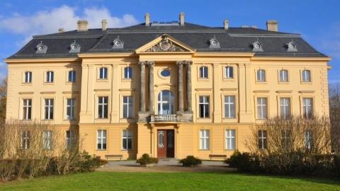 Das Schloss Trebnitz in der Märkischen Schweiz (Brandenburg) war Tagungsort der diesjährigen Jahreshauptversammlung