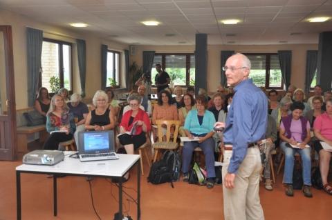 """Vortrag Dr. Peter Valentin """"Mind Body Medizin"""""""
