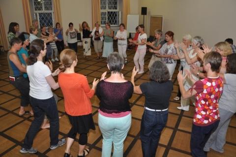 "Workshop ""Mit Qigong ältere Menschen erfreuen"""