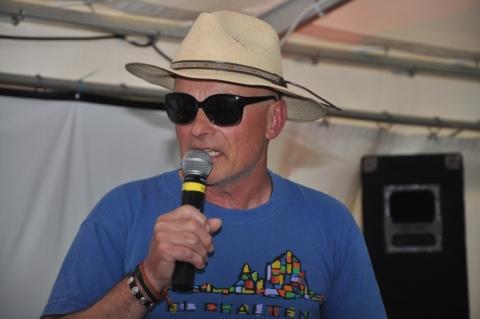 Udo Lindenberg alias Walter Gutheinz