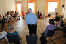 "AK-Treffen ""Qigong mit älteren Menschen"""
