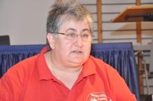 Fotini Papadopulu arbeitet bereits sechs Jahre im Vorstand.