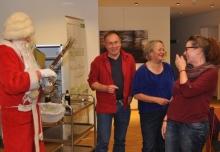 Im fränkisch-evangelischen Nürnberg kommt am 11.11. traditionsgemäß der Pelzmärtel.