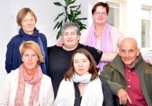 Hier sind die Macher der Deutschen Qigong Gesellschaft: Vorstand und Geschäftsstelle.