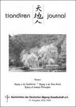 Nachrichten der Deutschen Qigong Gesellschaft 1/2006