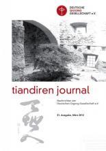 Nachrichten der Deutschen Qigong Gesellschaft 1/2012