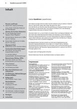 Nachrichten der Deutschen Qigong Gesellschaft 2/2014