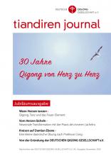 Nachrichten der Deutschen Qigong Gesellschaft 11/2020