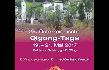 25. Qigong Tage Österreich